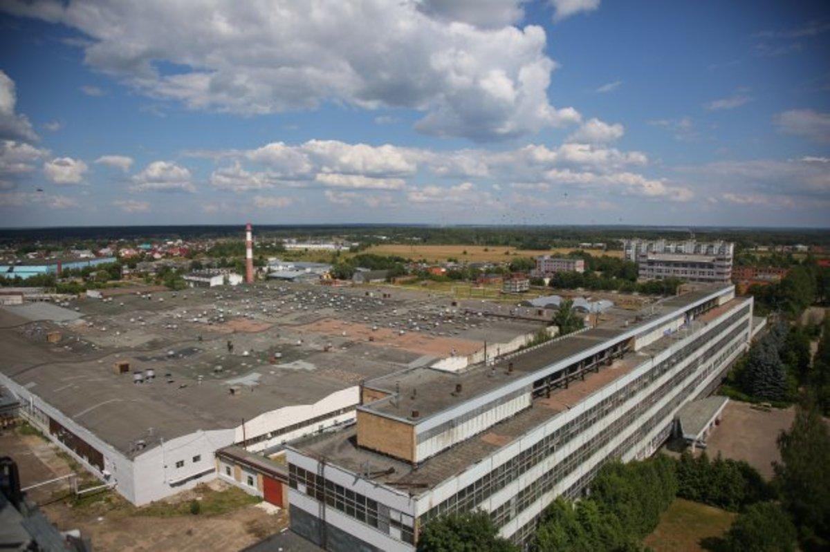 В Подмосковье темпы промышленного производства с начала года выросли на 10,8%