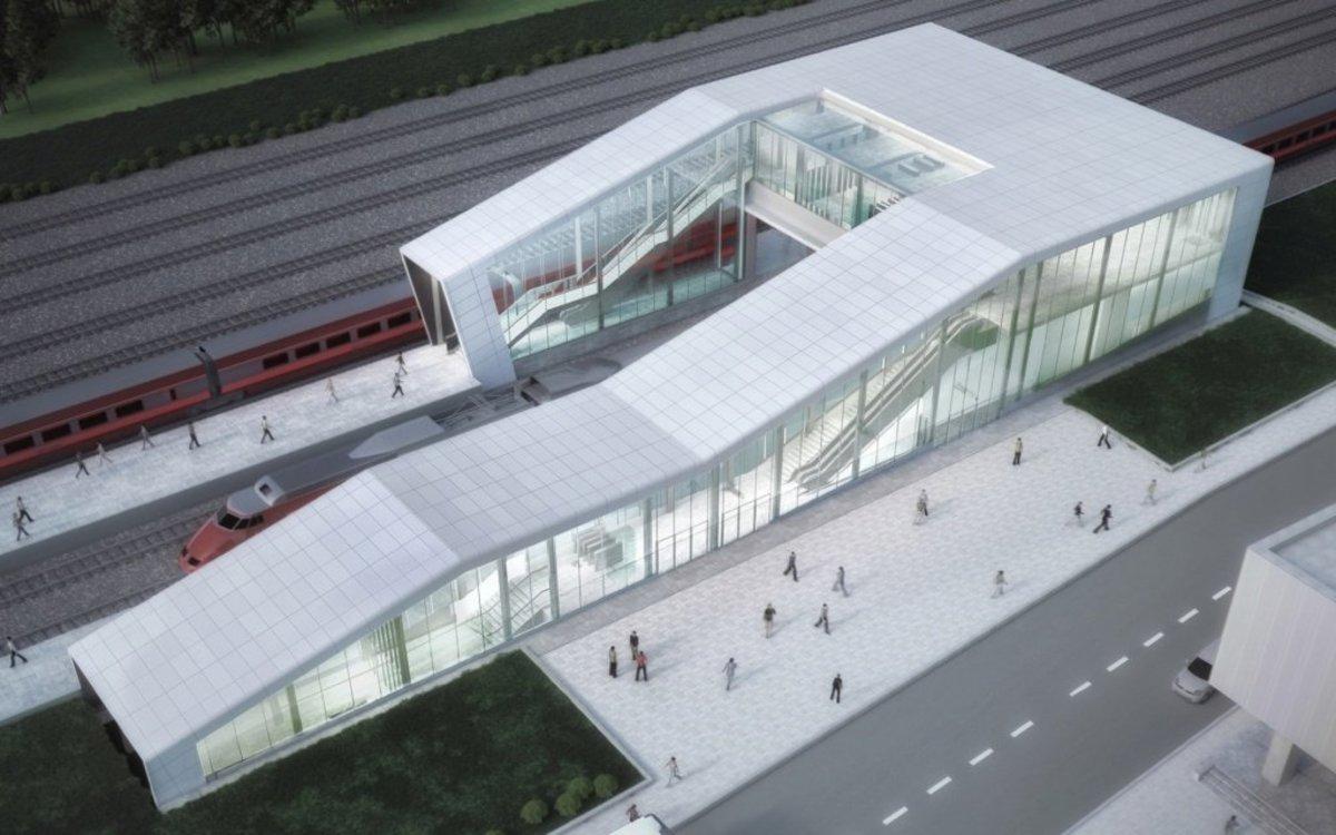 В Черкизове построят мини-вокзал