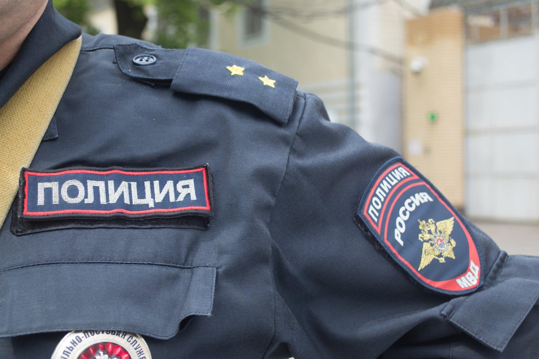 В Тучково задержан ограбивший девушку мужчина