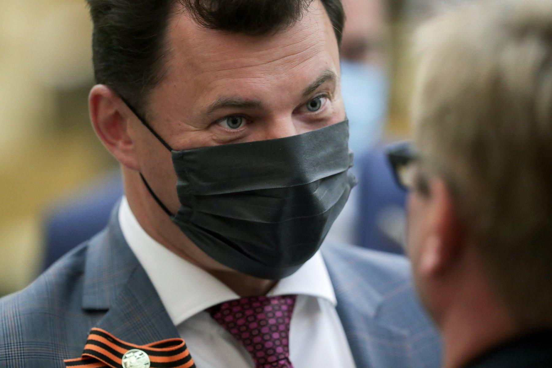 Главой подмосковного Подольска снова стал Николай Пестов