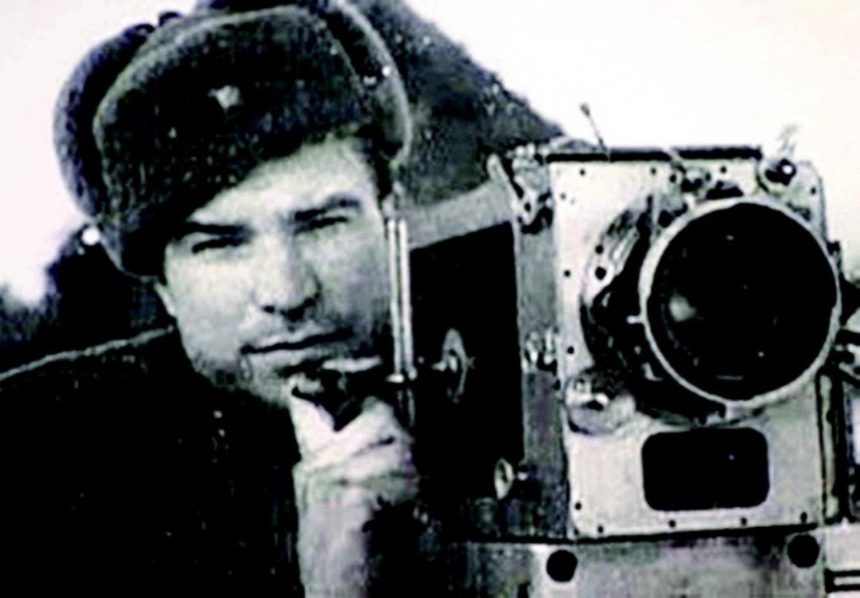 Как выглядит Великая Отечественная война глазами оператора Владимира Сущинского?