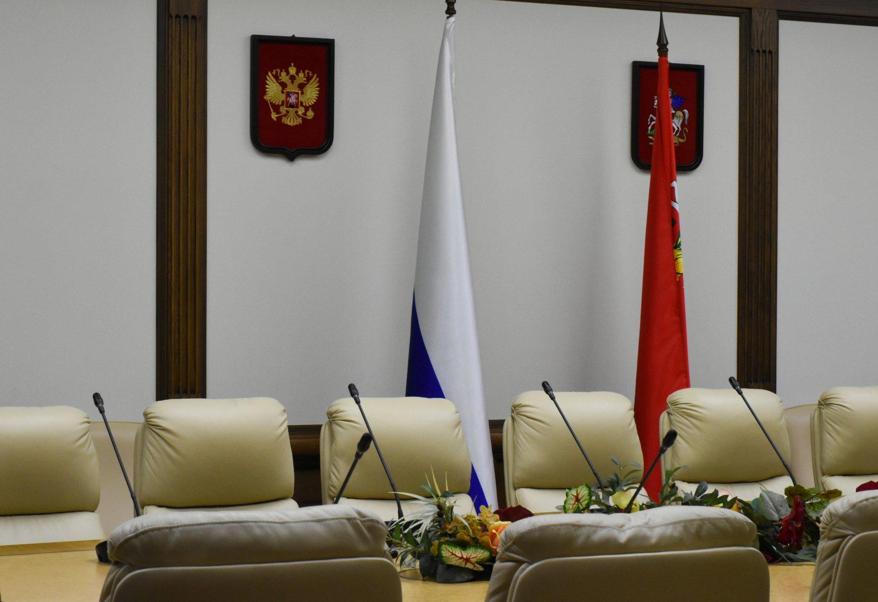 Глава города Протвино сложил свои полномочия
