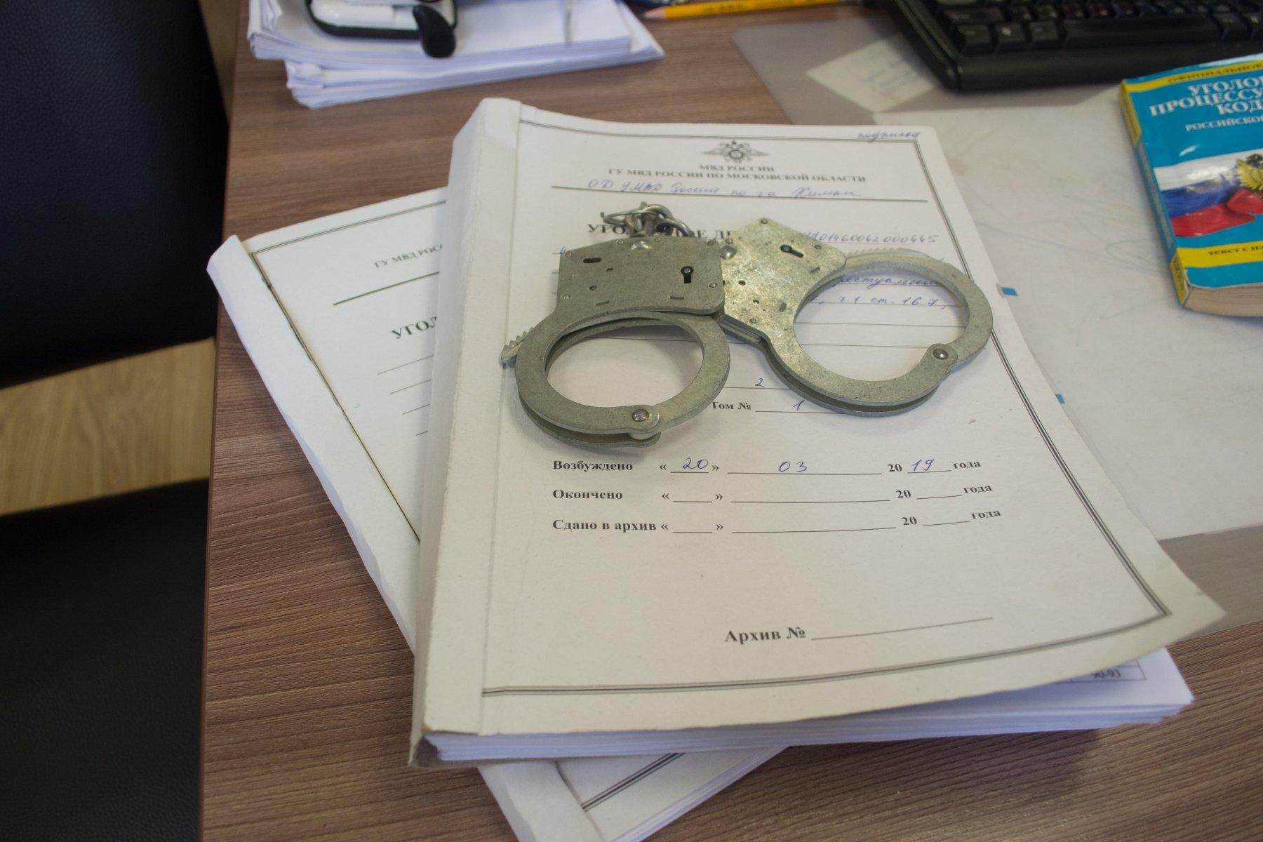 По подозрению в использовании рабского труда задержали двух жителей Подольска