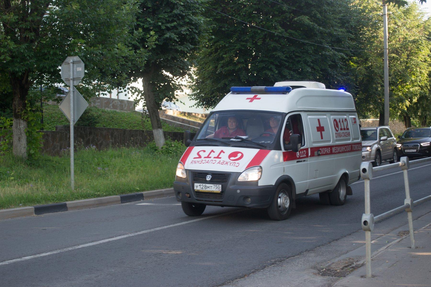 В горокруге Балашиха скончалась 13-летняя девочка после падения с 17 этажа