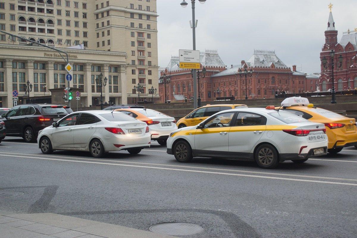 ГАИ хочет запретить таксистам с маленьким стажем работать с агрегатором