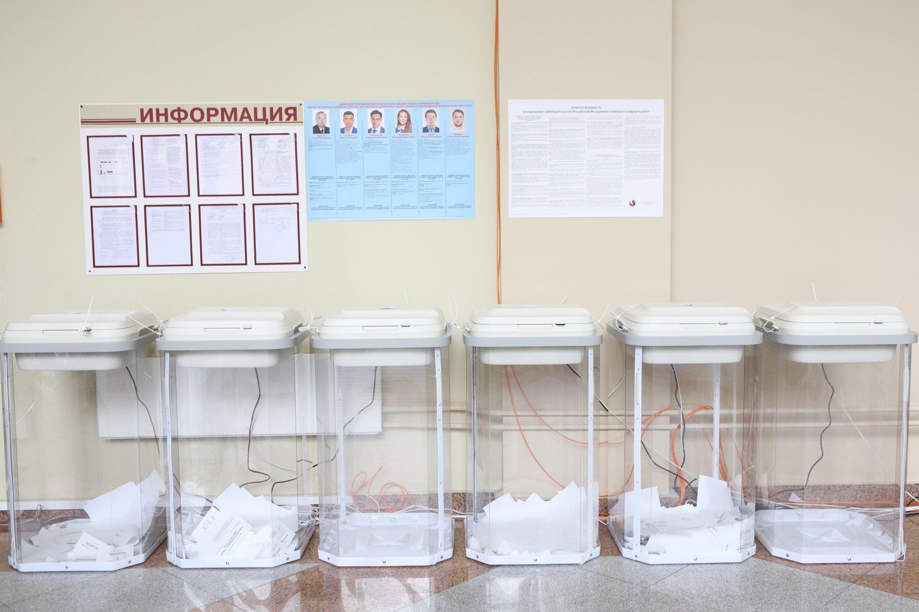 Выборы в Мособлдуму — Химкинский одномандатный избирательный округ № 23