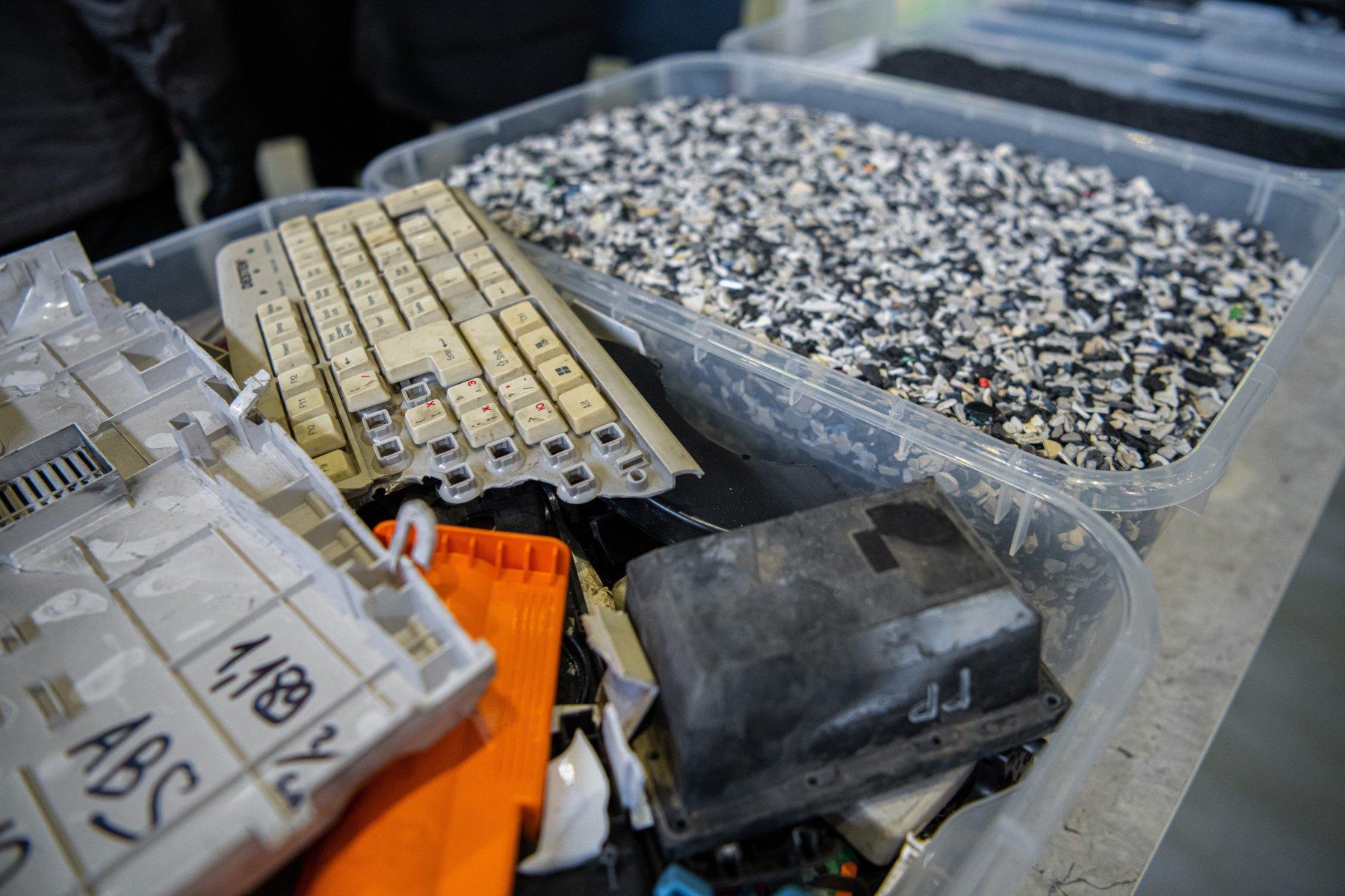 В Егорьевском городском округе за 2 млрд рублей построят завод по переработке пластика