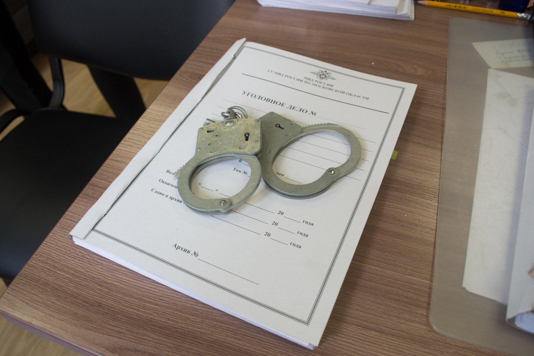 Экс-начальника полиции подмосковного Чехова Большакова приговорили к 7,3 года колонии