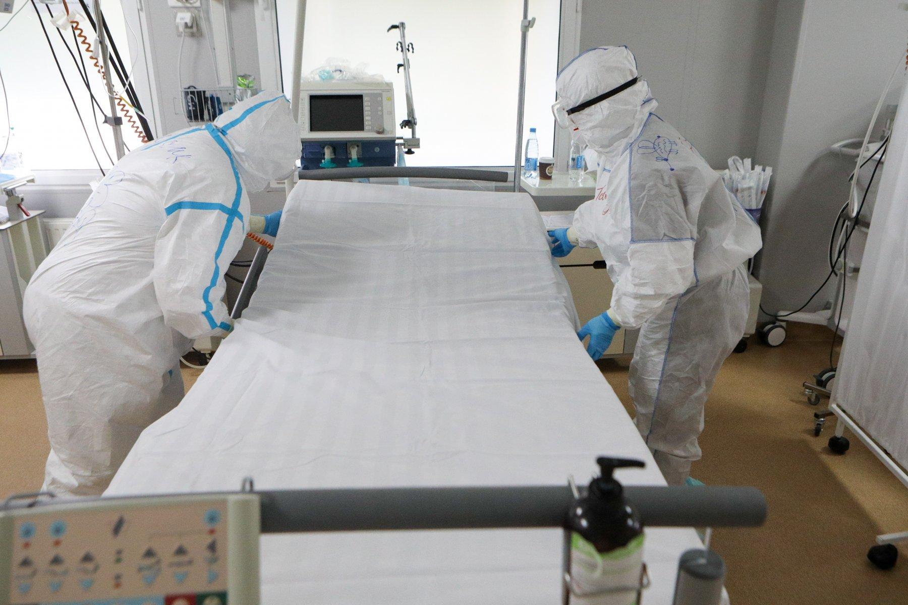 В течение суток в Подмосковье выявили 768 случаев заболевания COVID-19
