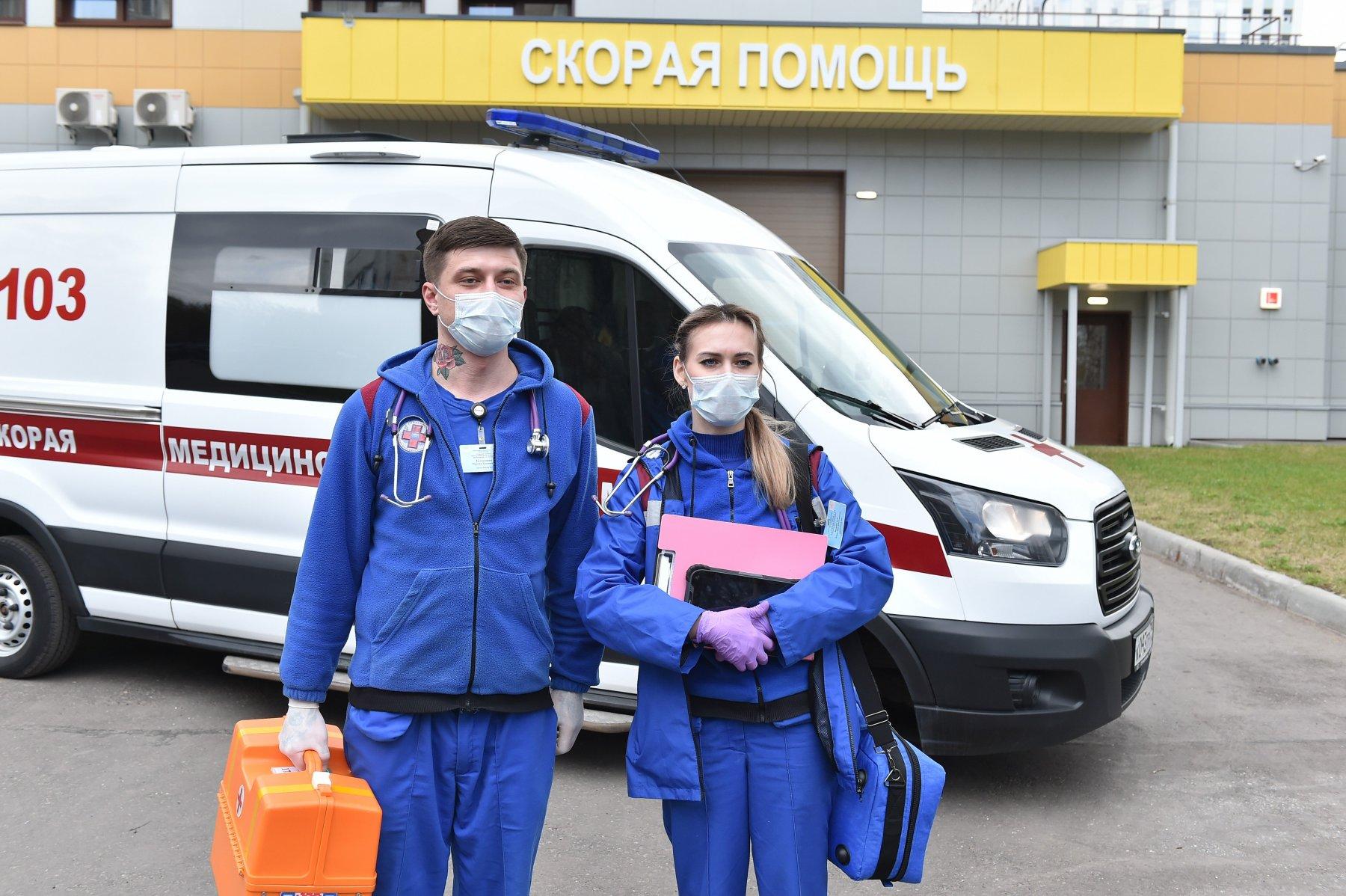 В августе-сентябре в Подмосковье отремонтировали 13 постов и подстанций «скорой»