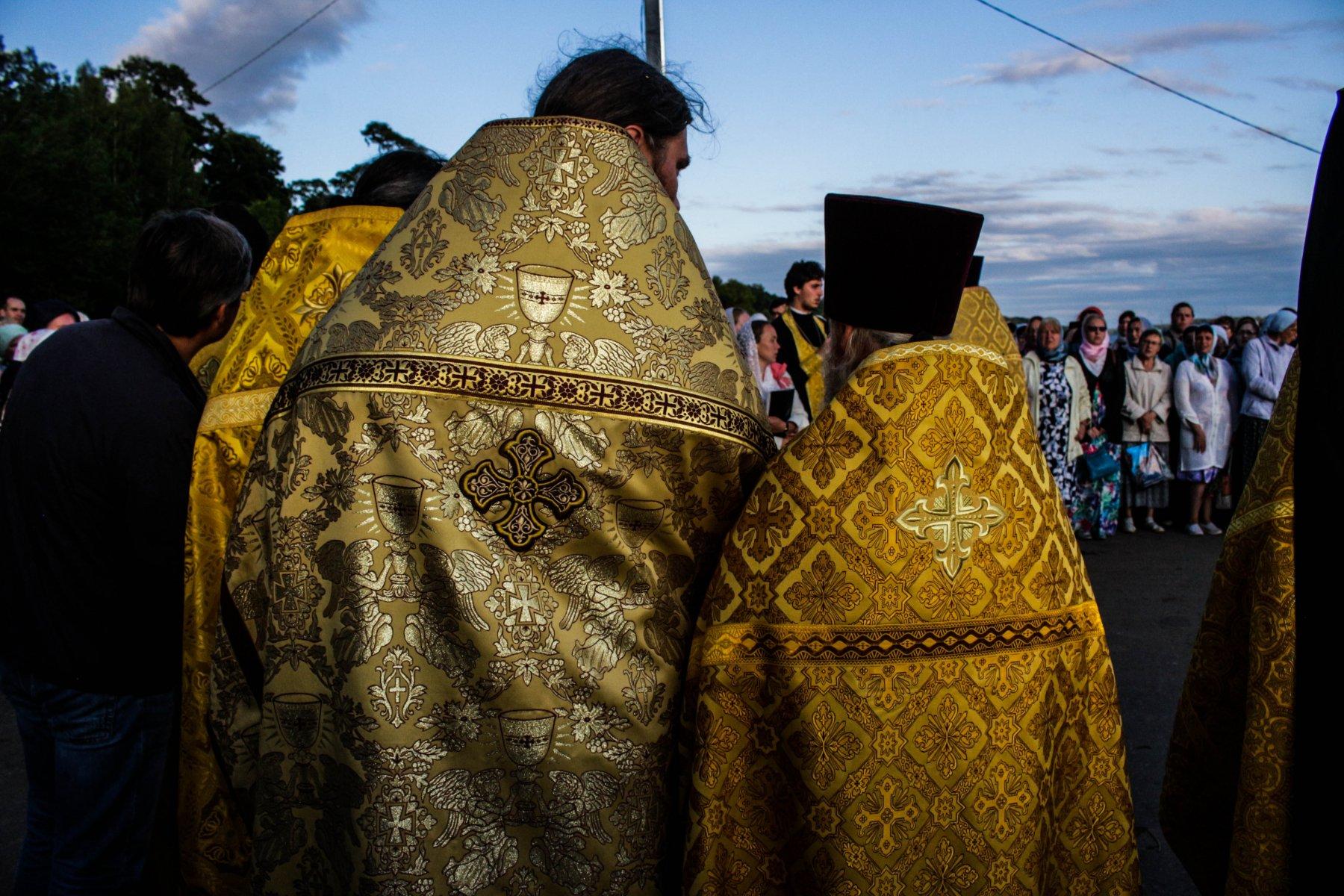 В Красногорске ограничат движение автотранспорта в связи с крестным ходом